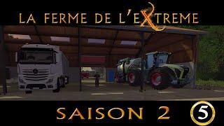 Farming Simulator / La Ferme de l'Extrême / Episode 5 / Saison 2 / Court métrage / Rôle play