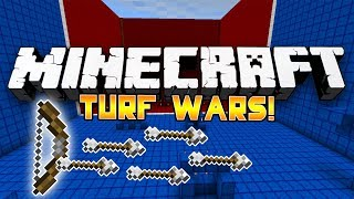 *ANGER* Minecraft PVP: TURF WARS! #2 w/Preston & Nooch!