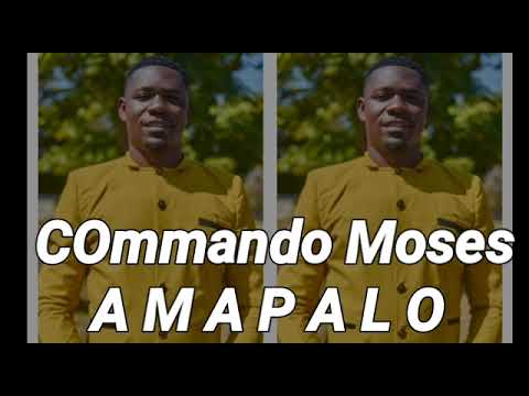 DOWNLOAD COmmando Moses – Amapalo(Official Audio) Zambian Gospel Latest Music 2021 Hits Mp3 song