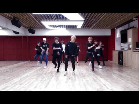 Stray Kids - My Pace [DANCE PRACTICE + MIRRORED + SLOW 100%]