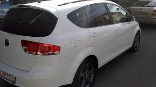 Выбран, доставлен и растаможен MCD. Seat Altea XL 2013