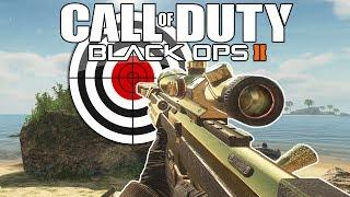 DSR Sniper Aimbot?! (Black Ops 2)