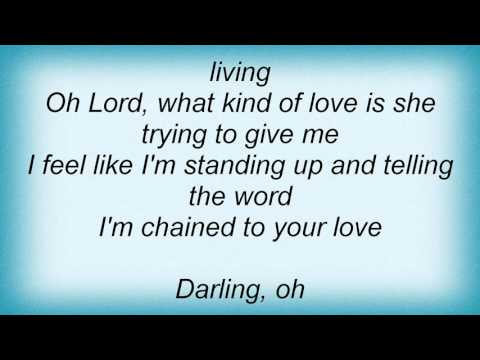 16196 Otis Redding - Chained And Bound Lyrics