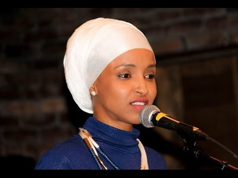 Deg Deg ilhaan Omar oo Villa somalia MD Xasan sheikh kusoo dhaweeyay wooow Daawo