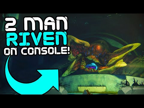 2 Manning Riven ON CONSOLE!!