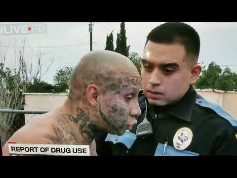 Jerk off cop El Paso TX