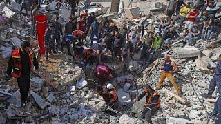 Nahostkonflikt: Israel bombardiert Haus des Hamas-Chefs in Gaza