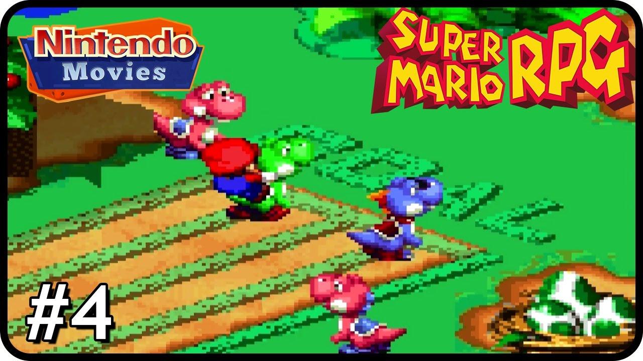 Super Mario RPG: The Legend of the Seven Stars - Episode 4