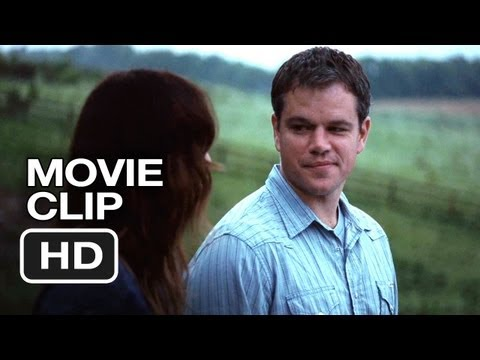 Promised Land Movie CLIP - How to Take Care of Something (2012) - Matt Damon Movie HD