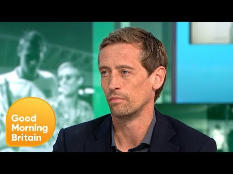 Peter Crouch on Mental Health and England's Chances for Euro2020 | Good Morning Britain