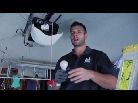 how-led-lights-can-cause-problems-with-your-garage-door-opener