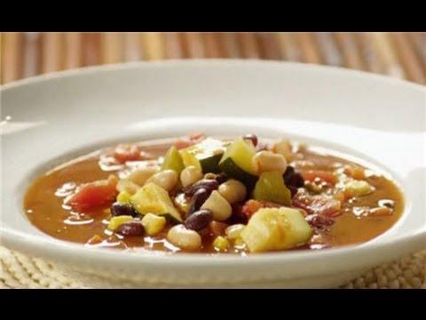 Vegetarian Chili Dinner Recipe