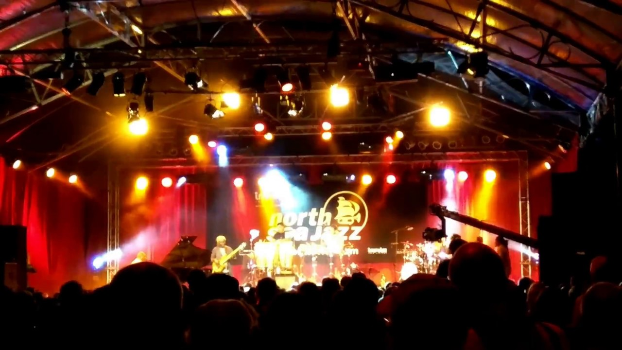 Richard Bona Mandekan Cubano live @North Sea Jazz 2017