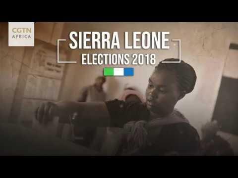 Sierra Leone General Elections 2018