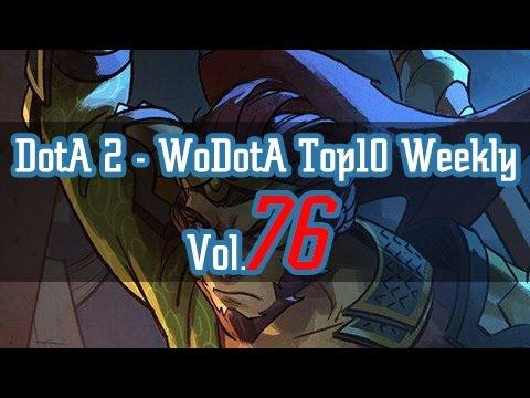 DotA2 - WoDotA Top10 Vol.76
