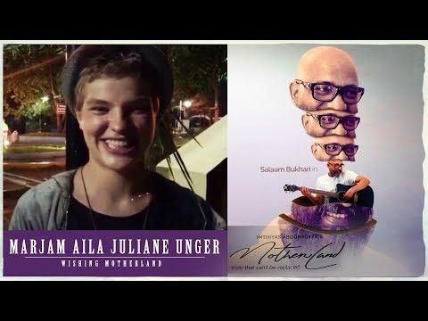 Marjam Aila Juliane Unger About Motherland | Salaam Bukhari | Imthiyas Aboobacker | Rakesh Kesavan