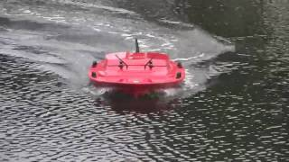 Oceanscience Q-Boat 1800D Demonstration