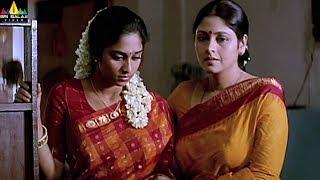 Sakhi Movie Scenes | Shalini Tells about Her Marriage | Telugu Movie Scenes | Sri Balaji Video