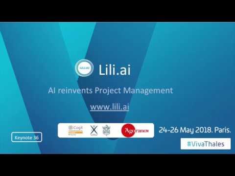 Startup n°11: Lili.ai