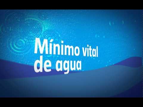 Mínimo vital de agua Bogotá