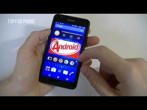SONY XPERIA E4G - test par Top-For-Phone.fr