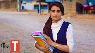 This Is The Most Beautiful Girl In Syria