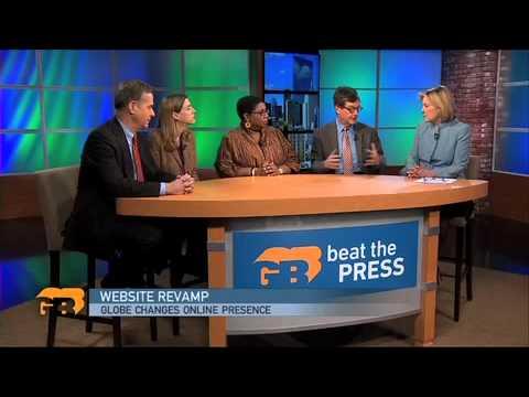 Beat the Press Video: Globe's Digital Revamp
