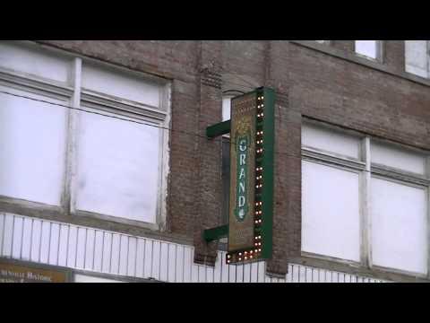 Grand Theater Steubenville Ohio Welcome