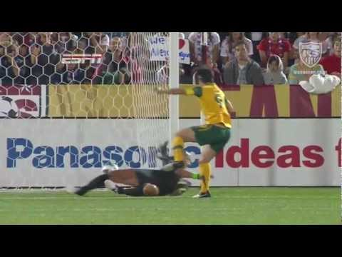 WNT vs. Australia: Sarah Walsh Goal - Sept. 19, 2012