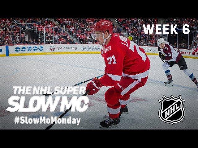 Super Slow Mo: Week 6