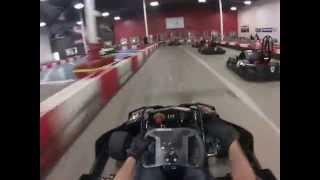 K1 Speed Santa Clara crash
