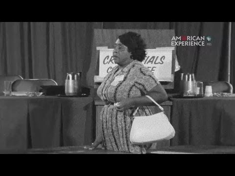 Fannie Lou Hamer's Powerful Testimony | Freedom Summer
