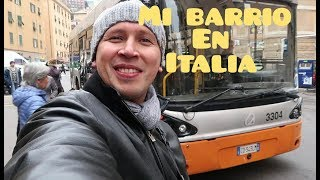 MI BARRIO EN ITALIA