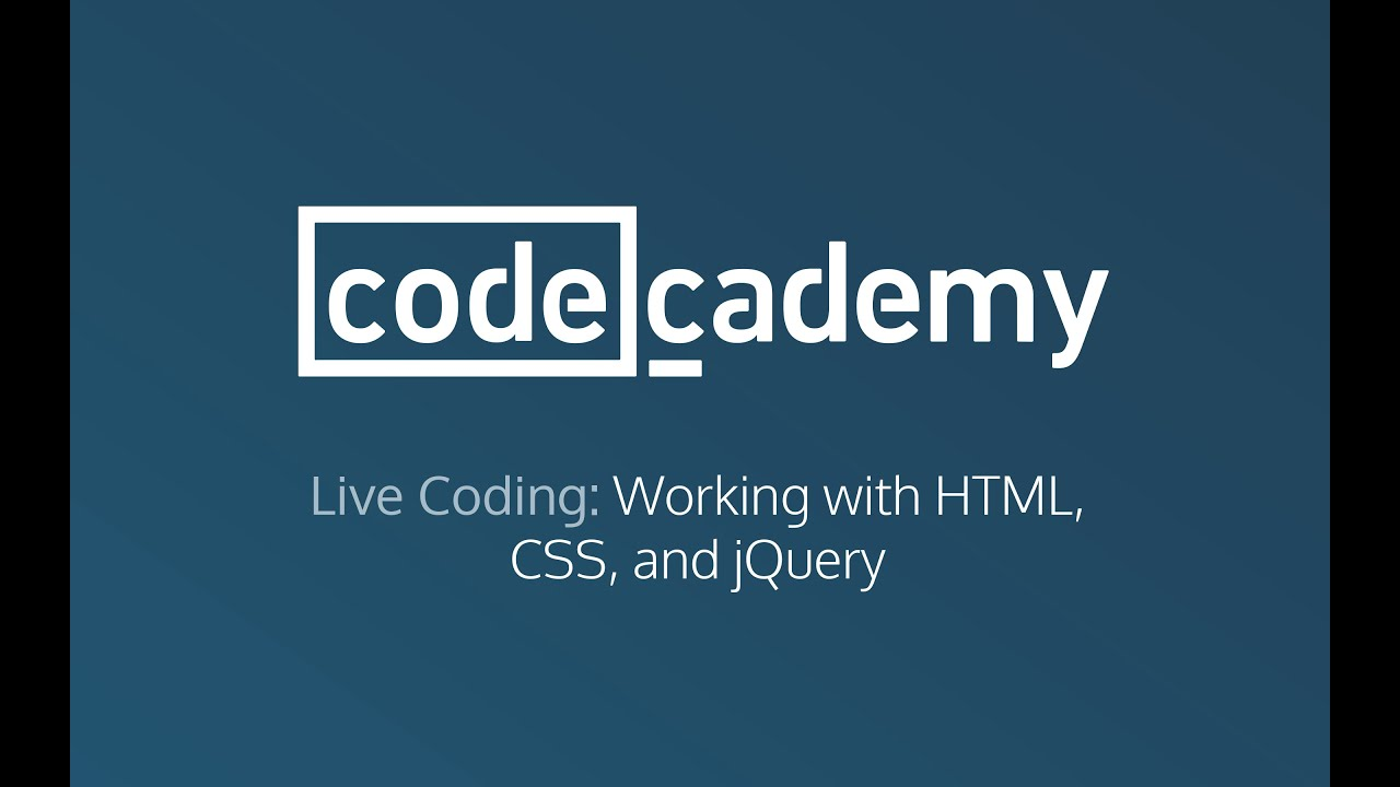 What are the best websites to learn jQuery? - Quora