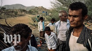 'We lost our minds that day': A Yemeni village copes with the aftermath of an airstrike