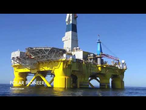 Offshore Installations and Drilling Rigs in Norway