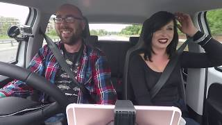Test Drive - VW High up! 2017  (Volkswagen up TSI)