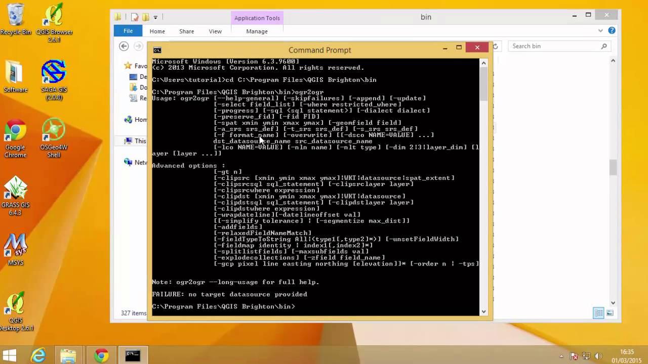 MapBox Studio Styling Large Datasets - Step 2 Import into PostgreSQL