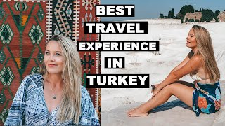 Things to do in Turkey | Most Beautiful Place in Turkey?| Pamukkale Pools & Ephesus | Turkey Travel