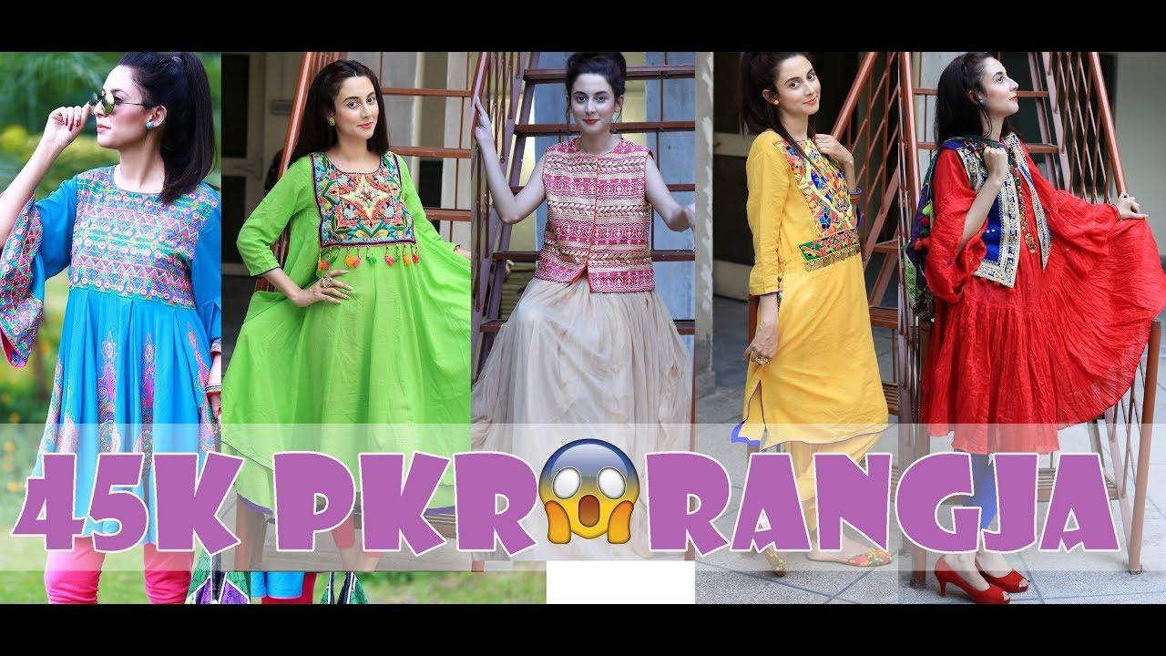4728e67768 Lifesode:8 Eid Ideas -Pakistani Cultural Clothing Haul - YouTube