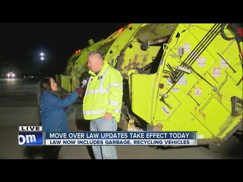 Ny Move Over Law Now Includes Garbage And Recycling Trucks