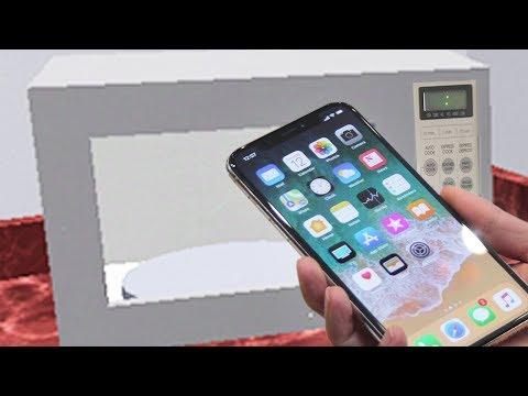 microwaving-my-iphone-x..