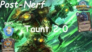 Hearthstone: Master Oakheart Taunt Druid Post-Nerf #13: Witchwood (Bosque das Bruxas) - Standard