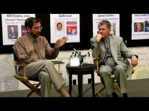 Stanley Drucker: Offstage at Barnes & Noble (6 of 8)