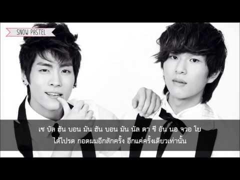 [Thai Sub] Onew & Jonghyun (SHINee) - Please, Don't Go