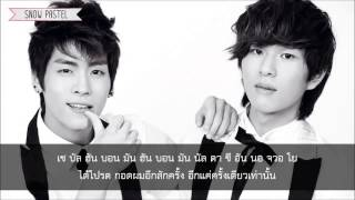 [Thai Sub] Onew & Jonghyun (SHINee) - Please, Don