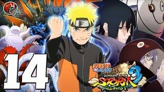 Naruto Shippuden UNS 3 (Español) - Ep14 - Los Kages intervienen