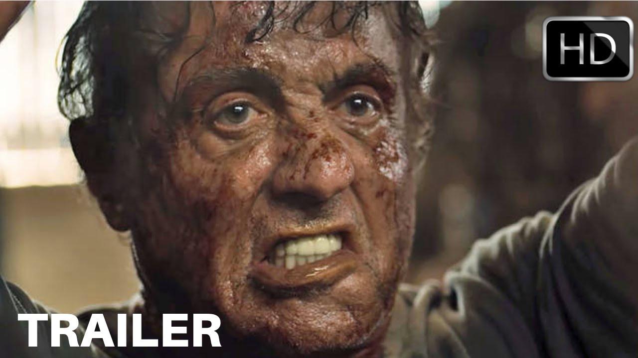 Rambo Ate O Fim Trailer Dublado Português