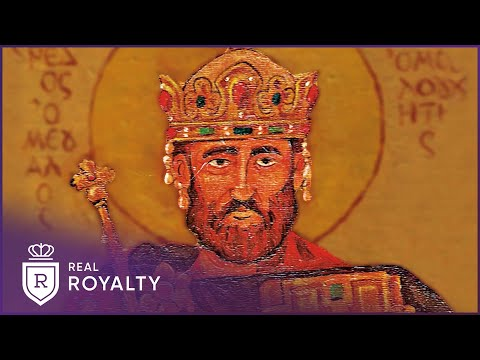 The True History Of The Anglo-Saxons | King Arthur's Britain (Part 3) | Real Royalty with Foxy Games