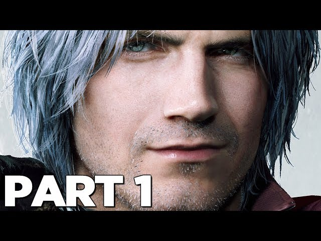 DEVIL MAY CRY 5 Walkthrough Gameplay Part 1 - INTRO (DMC5)